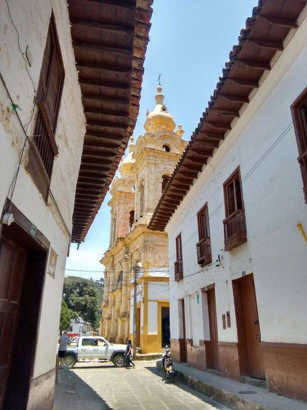 Suaita en Suaita, Santander