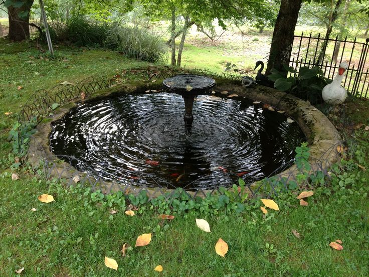 18 best koi ponds images on pinterest water features for Koi pond hiding places