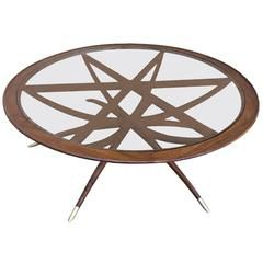 Spider Leg Coffee or Cocktail Table