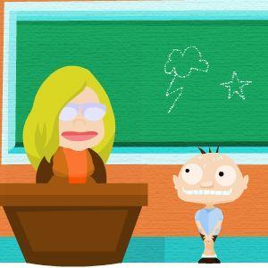 First Day At School - juegos de Aventura - Juegos 100