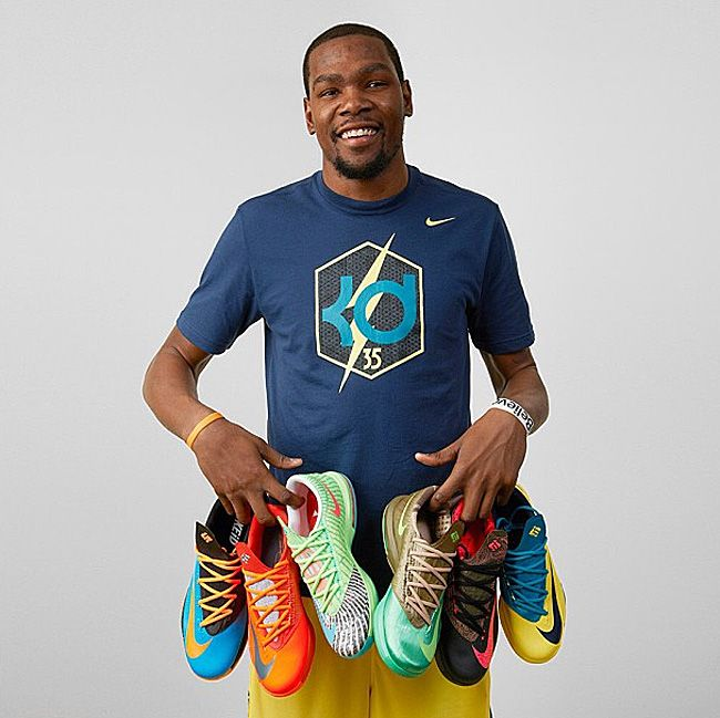 Launch Event Recap: Nike KD VI