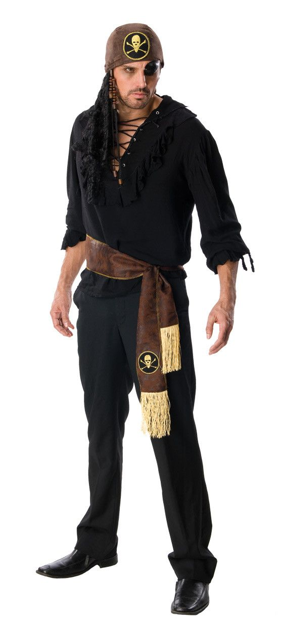Swashbuckler Men's Costume