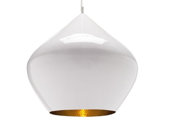 Beat Light Stout White for kitchen    http://www.tomdixon.net/products/eu/beat-light-stout-white