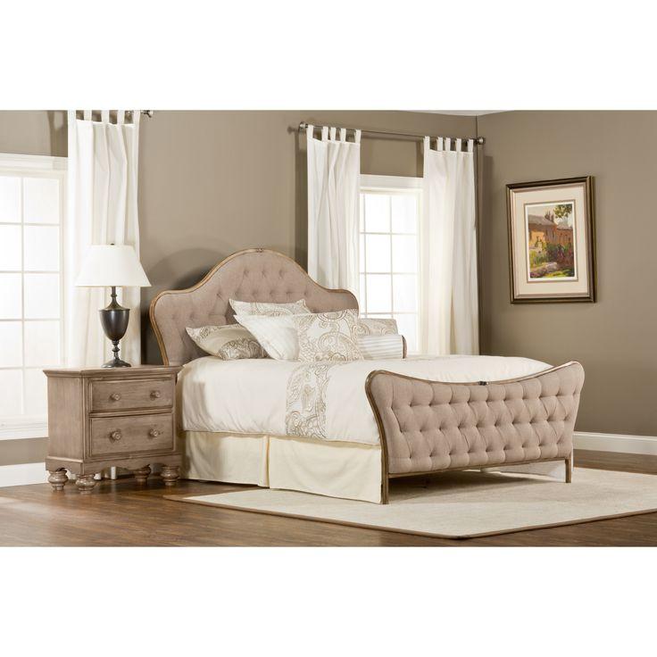 Hillsdale Furniture Jefferson Panel Bed