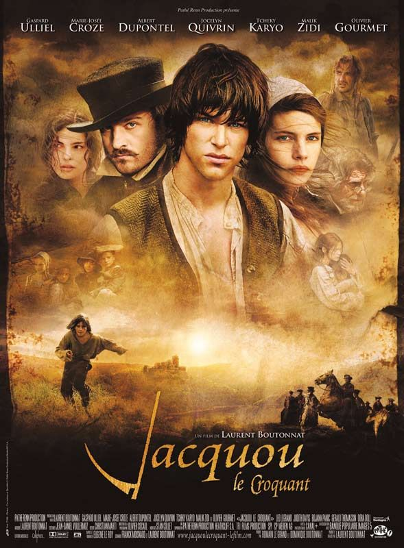 Jacquou Is A Determined And Attractive Young Man Who Transforms His Vow Of Vengeance Into Struggle Against Injustice