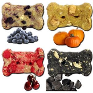 Blueberry Gourmet Dog Treats by WBDogtreats on Etsy