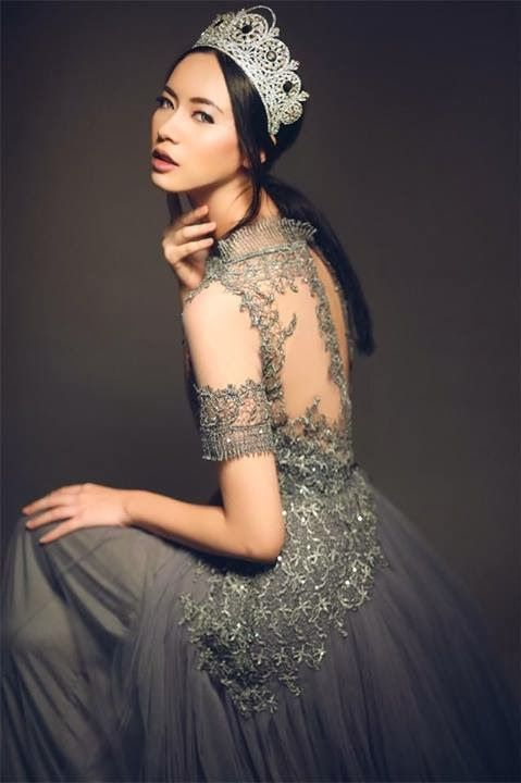 Elvira Devinamira - Miss Indonesia Universe 2014