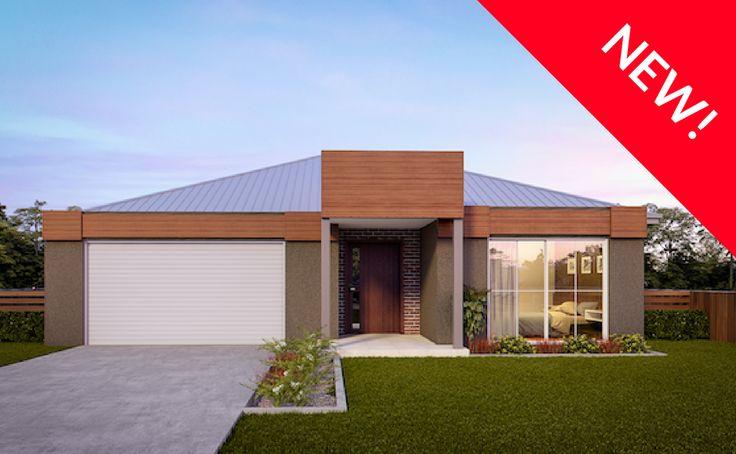 Iluka - Green Homes Australia - Home Facade and Exterior.
