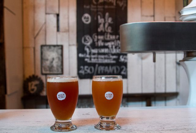 A Tour of the eight best #microbreweries in #Berlin