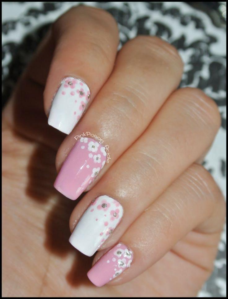 PinkPoison Acide #nail #nails #nailart