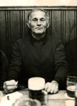 Bohumil Hrabal, écrivain tchèque