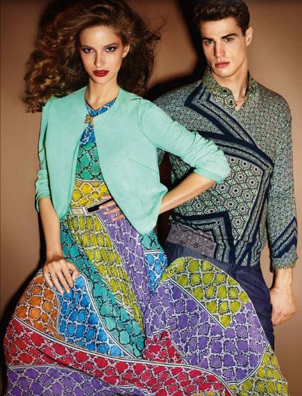 Class Cavalli Primavera Estate 2014 | Abbigliamento Donna Brescia - Nico Boutique