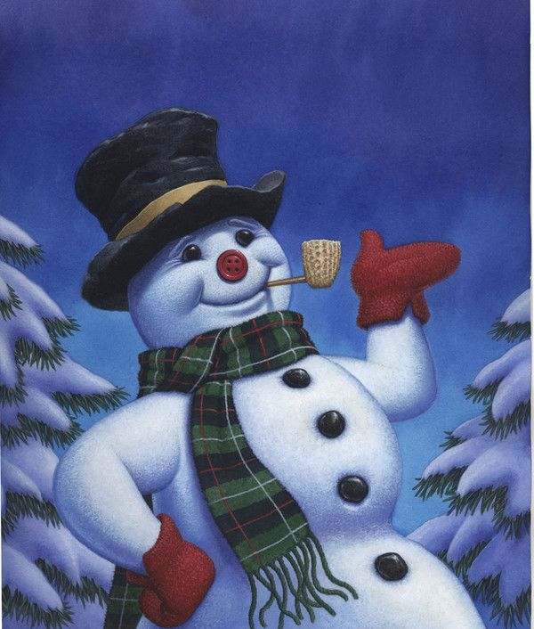 139 Best Images About Frosty The Snowman On Pinterest