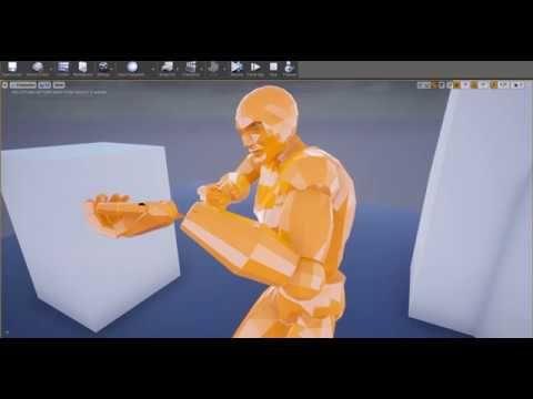 Unreal Engine 4 Niagara Broken Skeletal Mesh - YouTube   UE4 shader