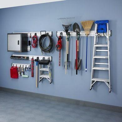 Amazing Gladiator GarageWorks Wall Solutions Pack Garage Organization System 450  VALUE