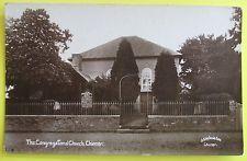 J.COCKS RP Postcard c.1910 THE CONGREGATIONAL CHURCH CHINNOR OXFORDSHIRE