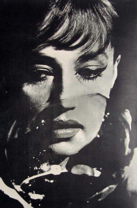 i'm ready for my close up, mr de mille (Jeanne Moreau, Eva 1962)