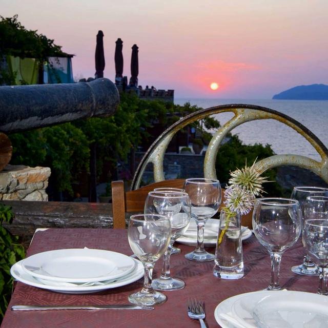 Marmari Paradise Restaurant