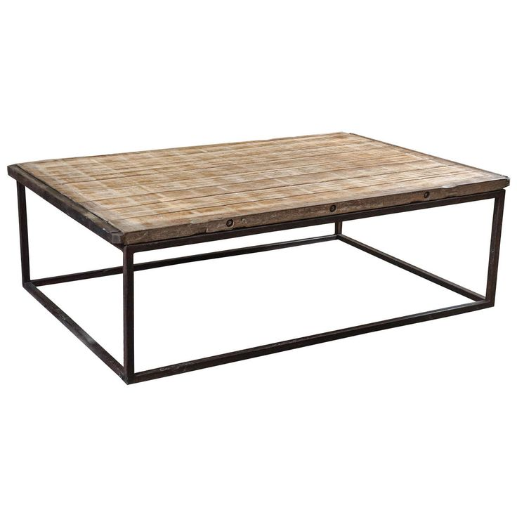 Industrial Style Coffee Table Part 35