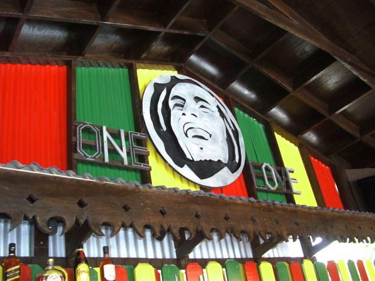 Mama Marley's Bar in Ochos Rios Jamaica - had the best RUM drink here last year!!