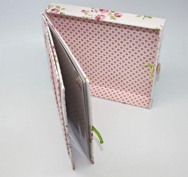 'Do Art Creativity': Caixa Álbum em Cartonagem (Passo-a-Passo)
