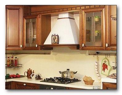 Кухонные вытяжки своими руками
