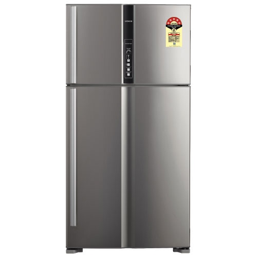 Hitachi R-V720PND1KX STS - Inverter 655.0 LT with 2 Door Refrigerator online with best price at Hitachi e-Shop. Shop online for free shipping and quick delivery with great deals and offers in India. For more details please visit : http://www.hitachi-hli.com/e-shop/product-details/hitachi-r-v720pnd1kx-inverter-model-655-0-r-v720pnd1kx-sts-inverter-ltr/27