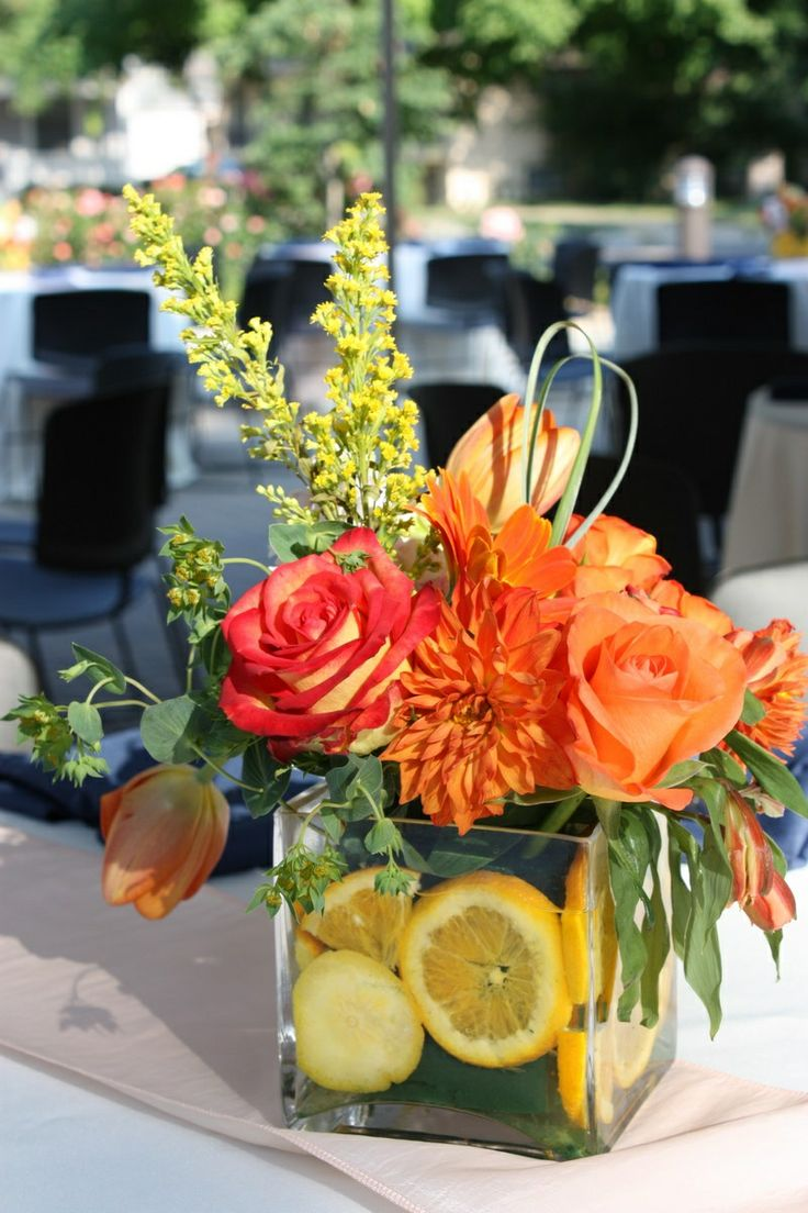 best Summer Flowers images on Pinterest Floral arrangements