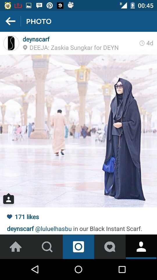 Outfit umroh
