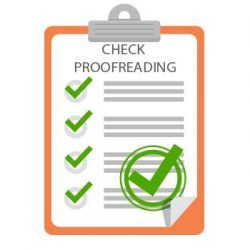 Professional proofreaders have developed their skills at high level and they can review a lot of text and find all the mistakes and omissions.