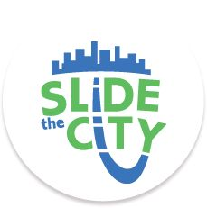 Slide the City Nashville 2015 - a giant slip n slide through the city! We are doing this....kids will love it
