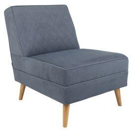 Geniet rustig van een heerlijke kop koffie in deze Lazy Loungestoel van Zuiver.