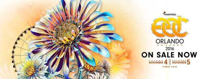 Enter for a chance to win tickets to EDC Orlando 2016!