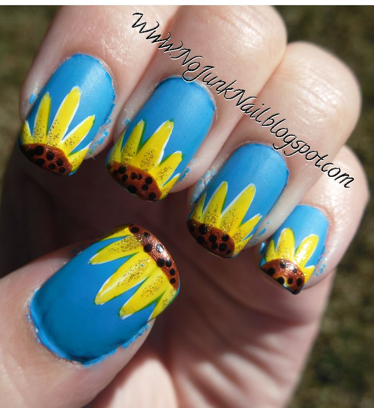 Prettyfulz Fall Nail Art Design 2011: 1000+ Ideas About Junk Nails On Pinterest