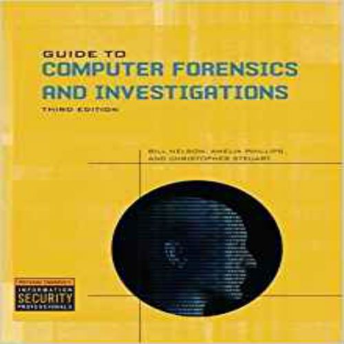 Download computer forensics and investigations 4th edition by Nelson test bank pdf, instant download test bank computer forensics and investigations 4th