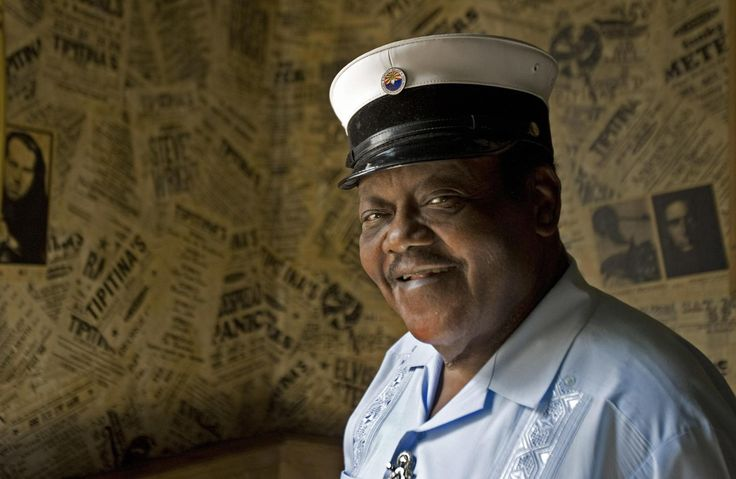 NEW ORLEANS— Fats Domino, the amiable rock 'n' roll pioneer whose steady, pounding piano and easy baritone helped change popular music while honoring the traditions of the Crescent City, has died. He was 89. Mark Bone, chief investigator with the Jefferson Parish, Louisiana, coroner's office, said Domino died of natural causes early Tuesday.