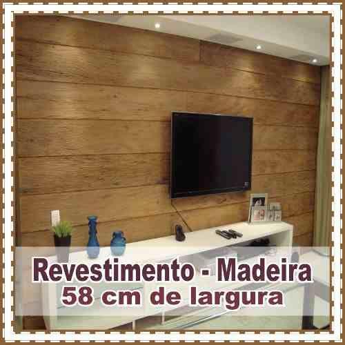 Aparador De Livros Turquesa ~ Papel Parede Revestimento Madeira Adesivo R$ 30,00 Ideias para a casa Pinterest Madeira