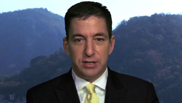 The government's authority to sweep up millions of Americans' phone records has expired. The practice exposed by National Security Agency whistleblower Edward Snowden could now face limited reforms as the Senate weighs the USA FREEDOM Act, which would require the government to ask phone companies for a user's data rather than vacuuming up all the records at once. We get reaction from Glenn Greenwald, the Pulitzer Prize-winning journalist who first reported on Snowden's revelations.
