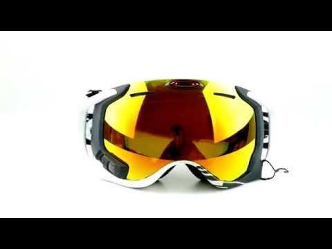 Oakley Airwave 1.5 Hyperdrive síszemüveg. Az Oakley Airwave 1.5 síszemüveg kényelmes, védelemmel ellátott, beépített kijelzős, valamint vezeték nélküli Bluetooth-kapcsolattal rendelkezik. OLVASS TOVÁBB!