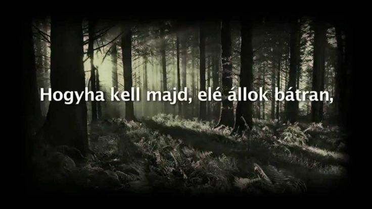 Ossian - Ahányszor látlak (Hivatalos szöveges videó / Official lyrics vi...