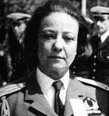 Şerife Feriha Sanerk, (1923, İzmir - 2010, Antalya), ilk Türk kadın emniyet müdürü.