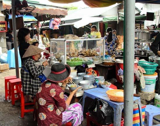 Vietnamess Street Food