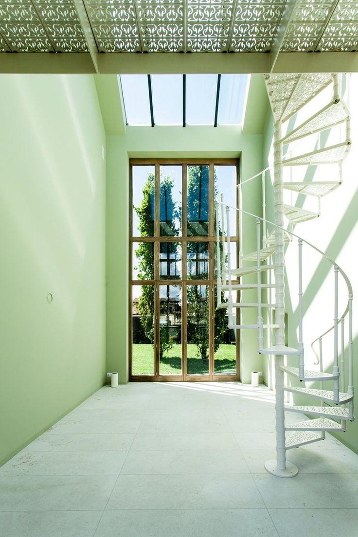 Villa di Pianura, Pavia, 2014 - deamicisarchitetti