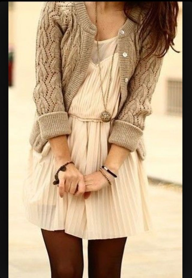 """Fall outfit...just a teeny bit longer for this """"older"""" gal! ;-)"""