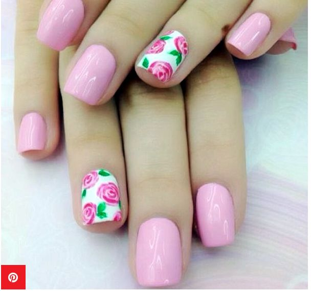 pastel nail art ideas 2017 - styles outfits