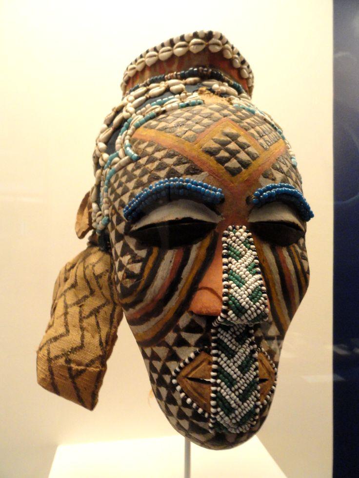 african mask | African Kuba Masks