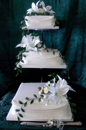 Images Of Wedding Cake Stands
