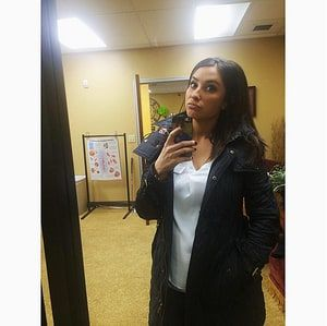 Bristol Palin, pregnant with her second child, showed of her tiny baby bump in a new selfie - see the photo