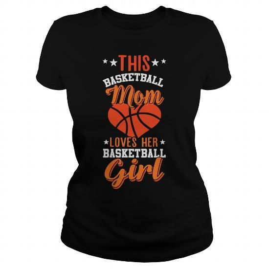 Awesome Tee THIS BASKETBALL MOM  BASKETBALL T SHIRT DESIGN ONLINE T-Shirts