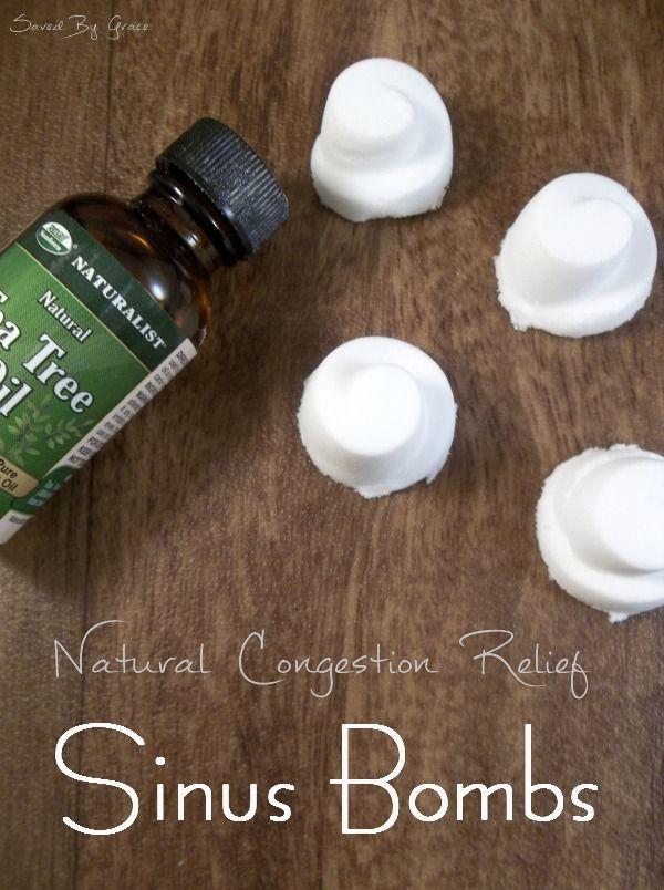 Cold and flu season is here! If you are looking for natural congestion relief for your sinus ails, check out these easy to make sinus bombs.